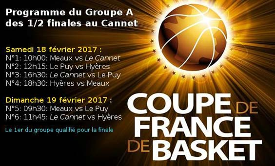 Coupe de France Basket