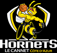 logo hornets le cannet BLANC site header6